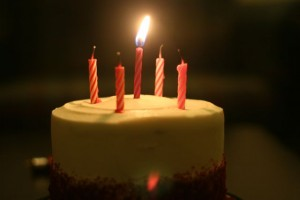 my 31st birthday cake. :)