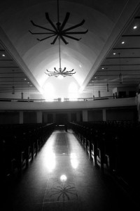 Villa Verde Cathedral where Bebe and Migui changed a vow