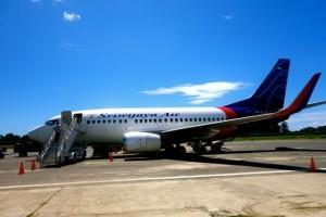 Sriwijaya Air: satu-satunya penerbangan Indonesia-TL