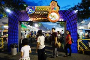 Wisata Surabaya-Food Festival