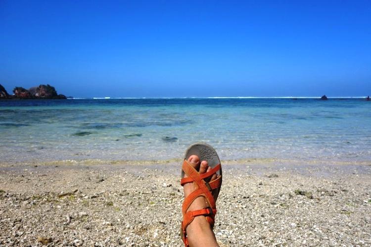 Seger Beach, Lombok