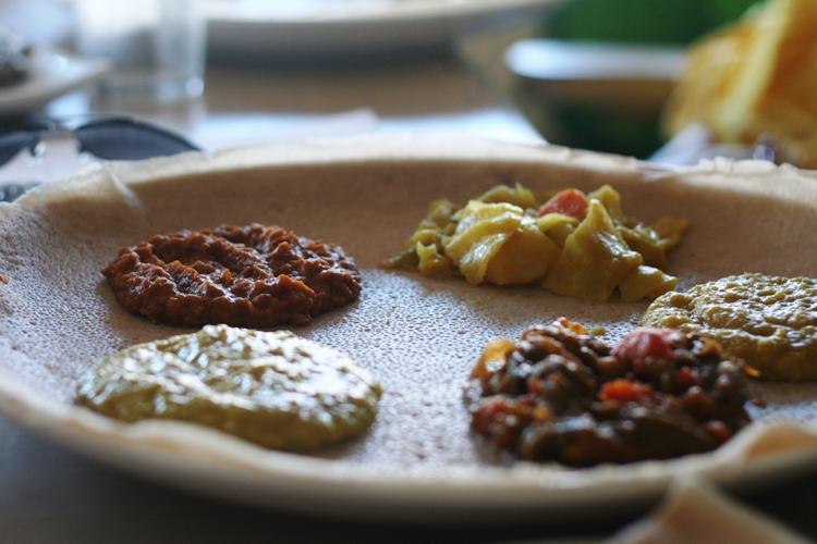 Somali's dishes