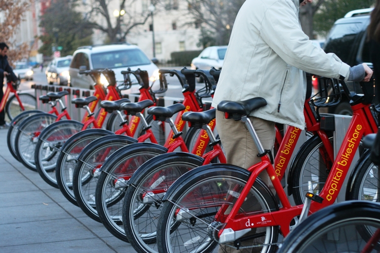 dc bike-share