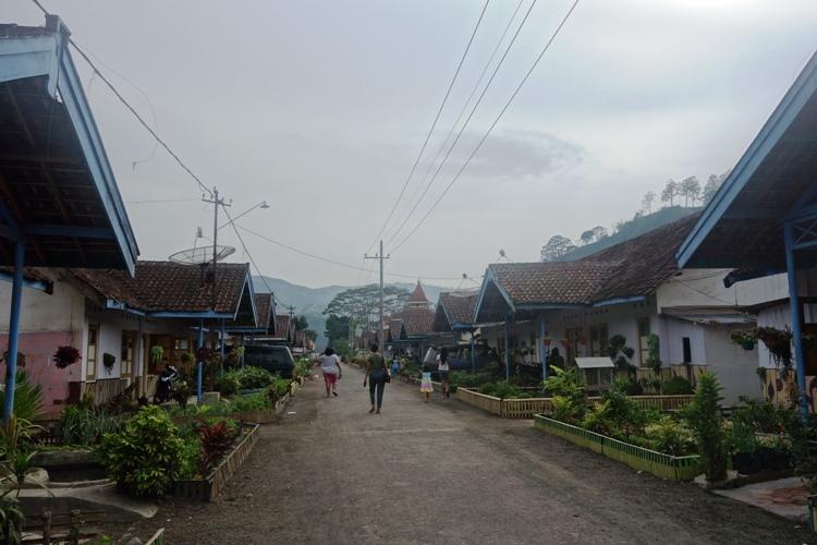 Kampung Blawan & Kebun sayuran